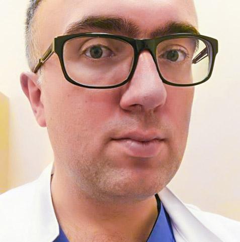 Obrazek dr n. med. Michał Libiszewski