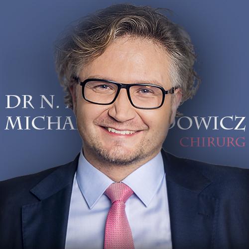 Obrazek dr n. med. Michał Lewandowicz