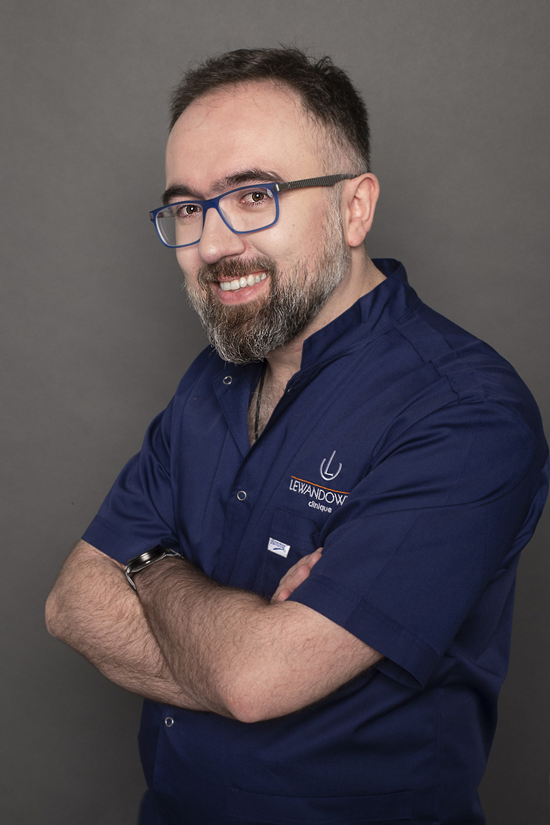 P LibiszewskiM - dr n. med. Michał Libiszewski