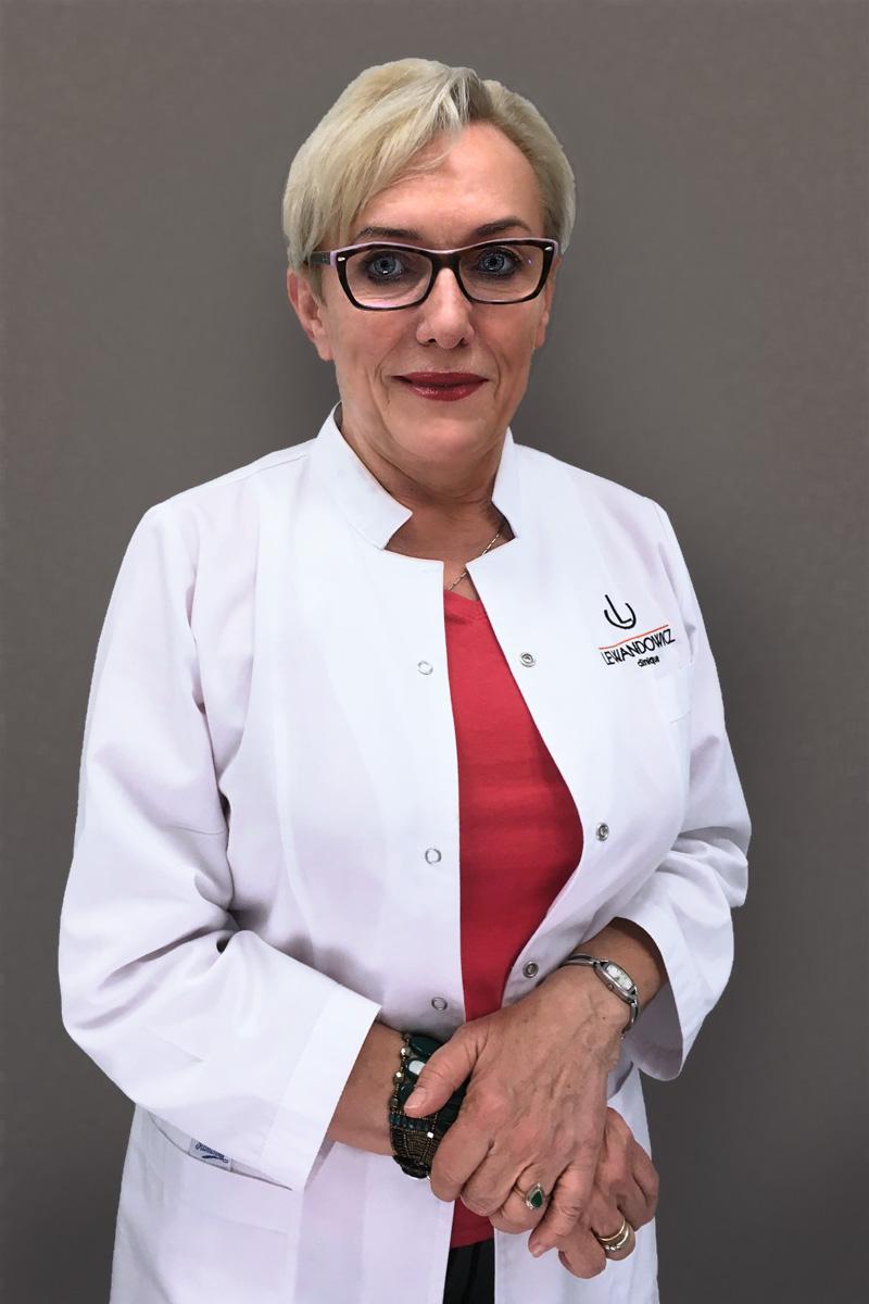 P MoszynskaM - dr n. med. Małgorzata Moszyńska-Zielińska